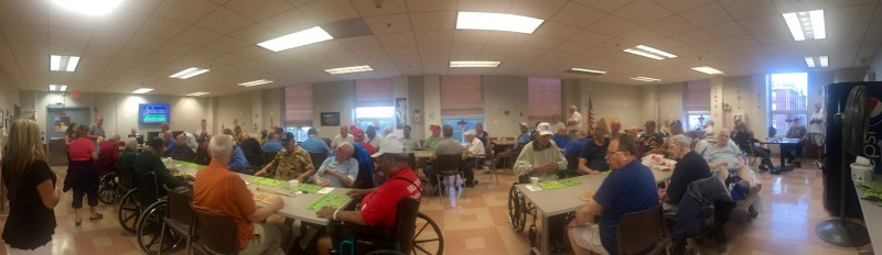 bingo night pano