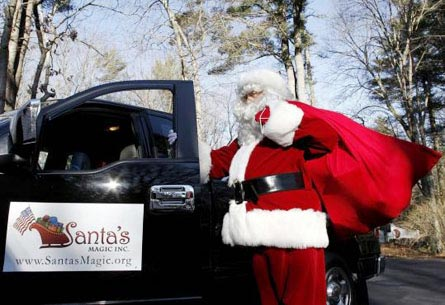 Read about Santa's Magic in Wicked Local Topsfield