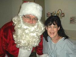 Santa's Magic charity visits Boston area hospitals